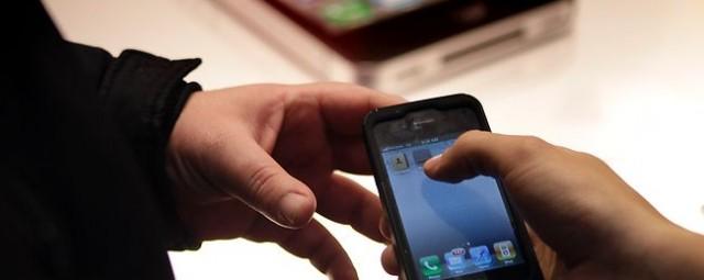 Around 5,000 IPhones Stolen in London Every Month